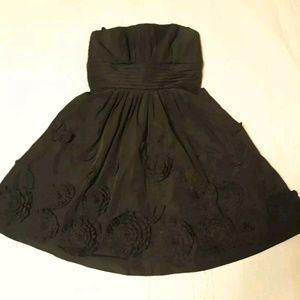 BCBG Max Azria little black party dress